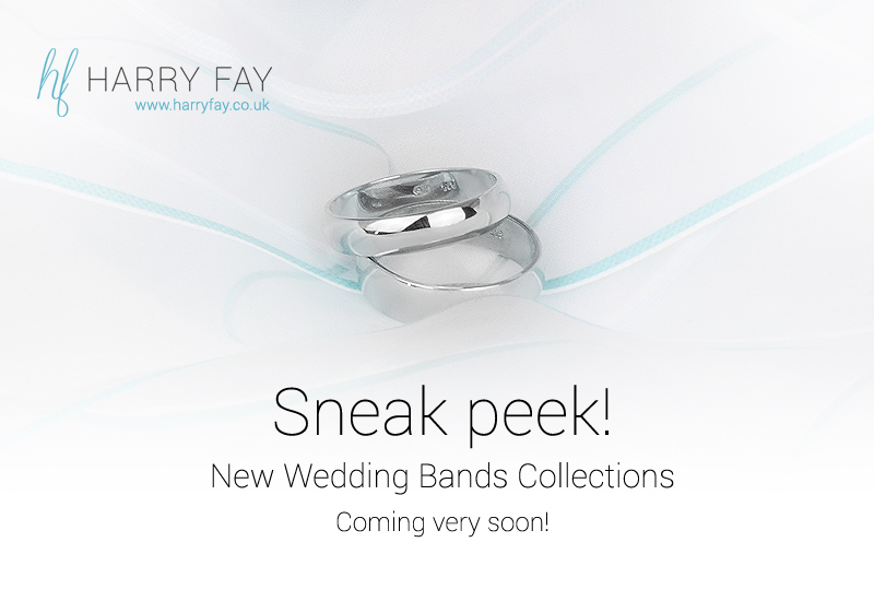 Sneak Peak! Our new wedding collections!